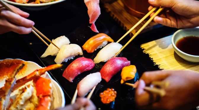 本物の日本料理? 食文化も変わる
